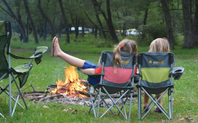 Camp Chairs – There's a size, shape and price for everyone and every bum!