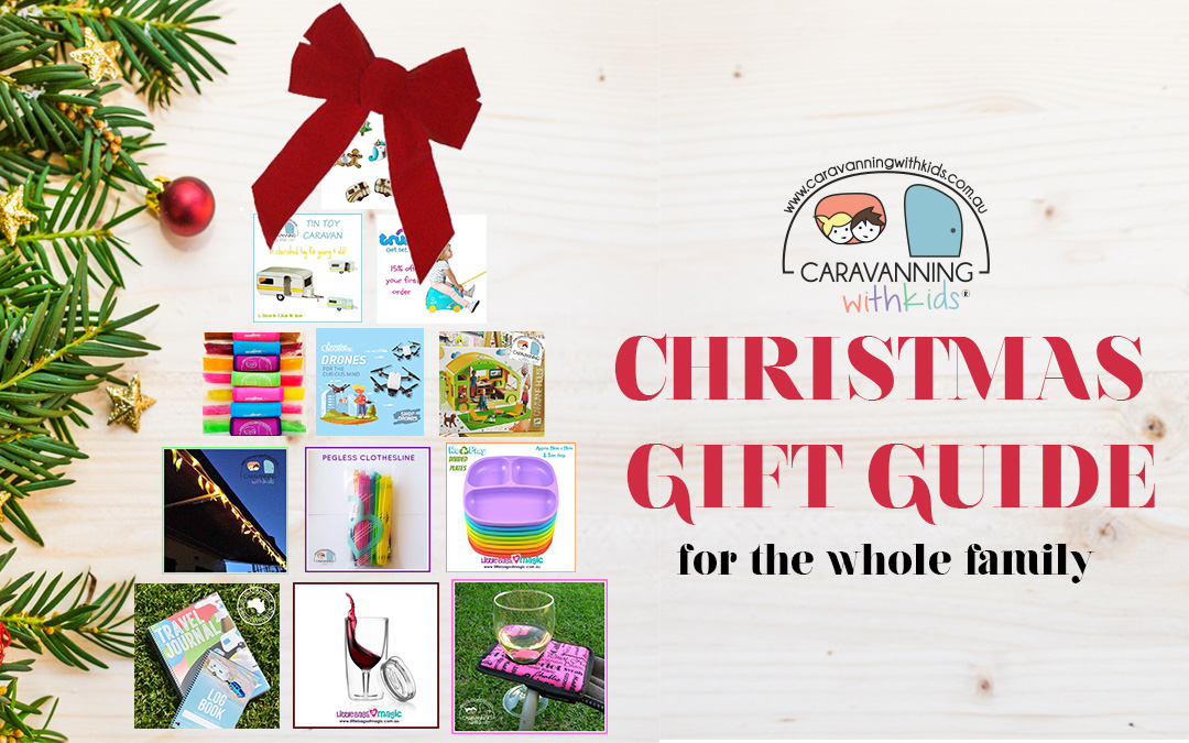Christmas GIFT GUIDE for the whole family!