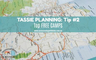 Top FREE CAMPS in Tasmania!