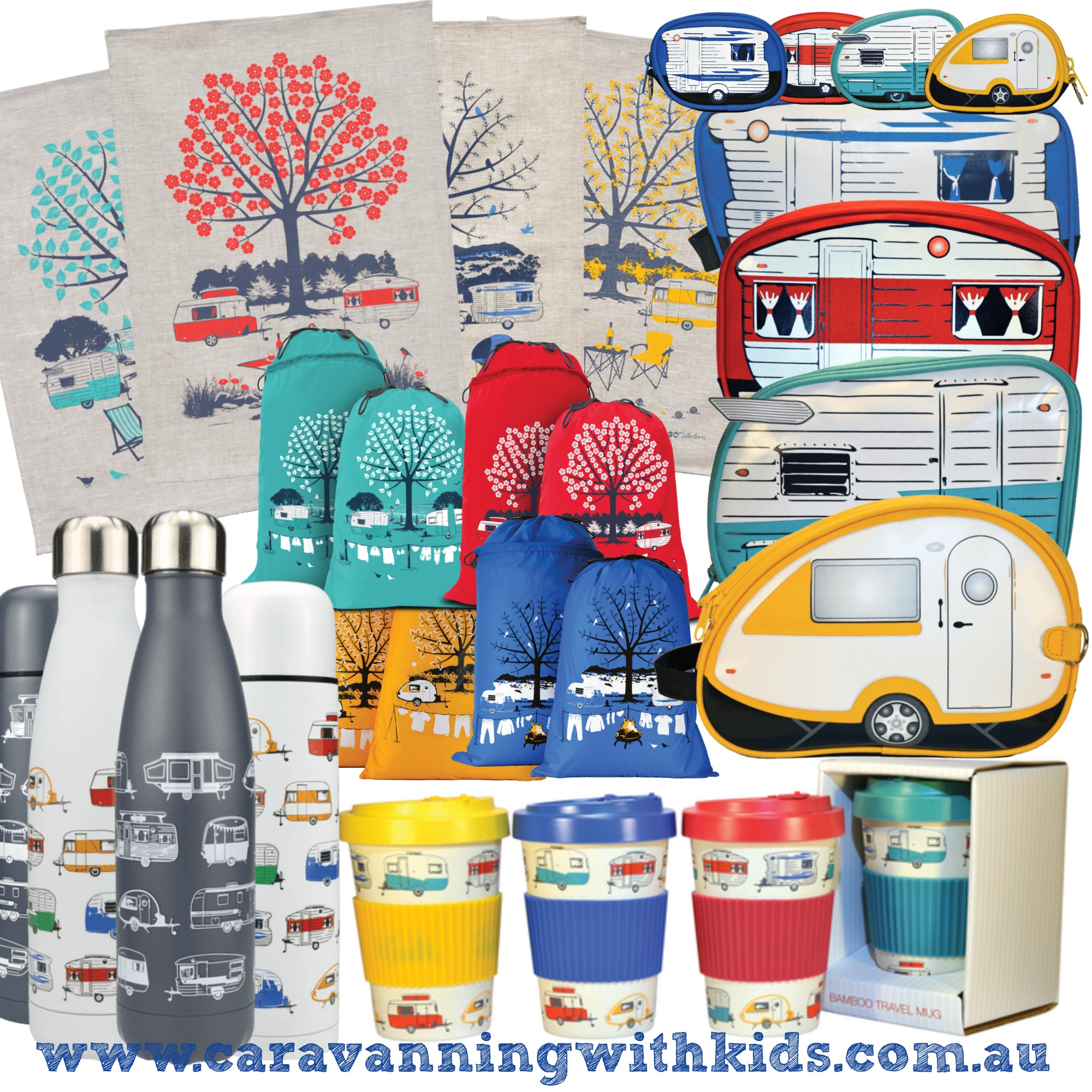 Van Go Caravan Collections