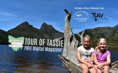 Tour of Tassie FREE Magazine – Coming Soon!