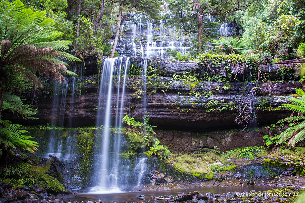 Russell Falls/Mt Field National Park