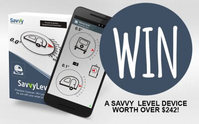 WIN a Savvy Level