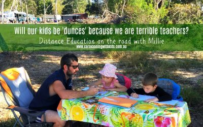 Will our kids be dunces because we are terrible teachers? Distance Education explained by Millie