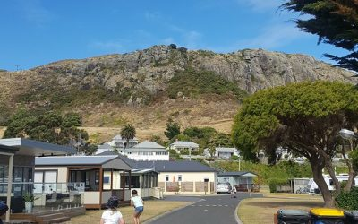 Stanley Cabin and Tourist Park: Our pick for North West Tasmania.