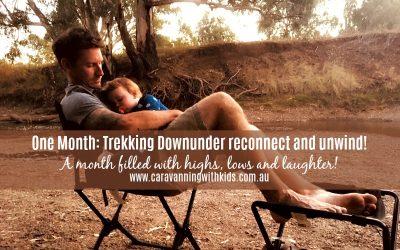One month: Trekking Downunder reconnect & unwind!