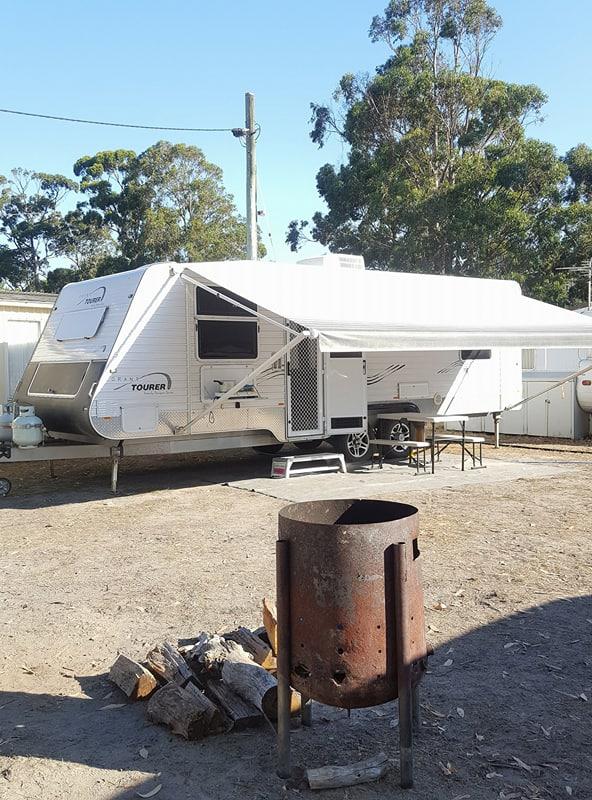 Captain Cook Holiday Park - Tasmania