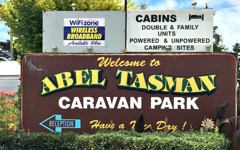 Abel Tasman Caravan Park – Devonport Tasmania