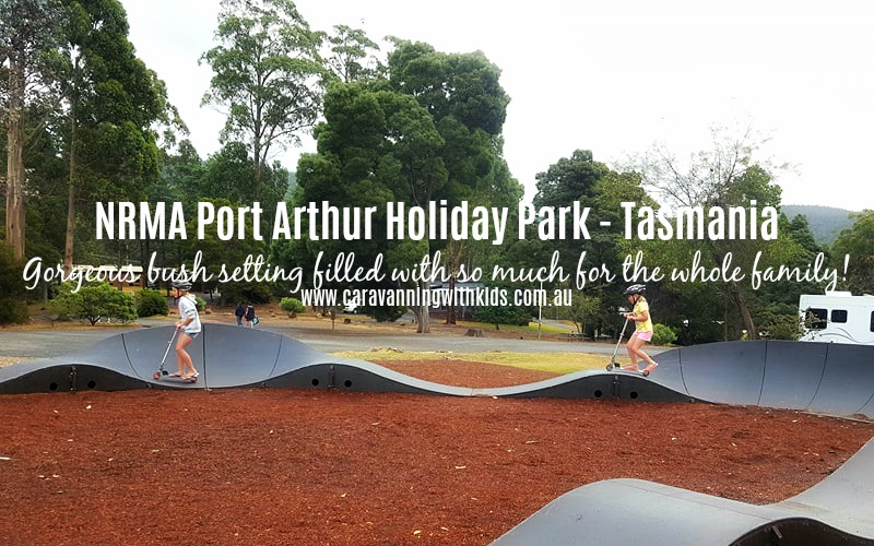 NRMA Port Arthur Holiday Park – Tasmania