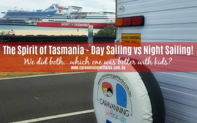The Spirit of Tasmania – Day Sailing vs Night Sailing!