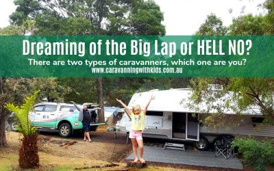 Are you dreaming about the Big Lap of Oz or HELL NO?