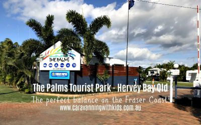 The Palms Tourist Park – Hervey Bay Queensland