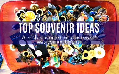 Top Souvenir Ideas to collect while you are Caravanning around Australia!