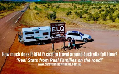 How much does it really cost to travel around Australia full time?