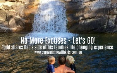 No more excuses – this Dad packs his family up and changes his life forever!