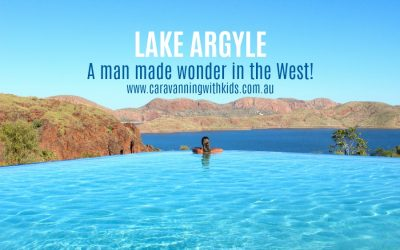 Lake Argyle | A Man Made Wonder in the West