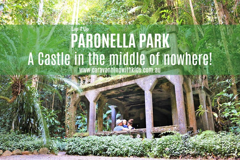 Paronella Park | A Castle in the middle of a Rainforest | Queensland