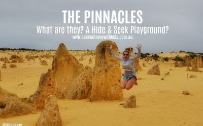 The Pinnacles – The best hide & seek Playground on the West Coast