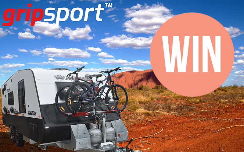 FINISHED: WIN a Gripsport Bike Rack Prize Pack