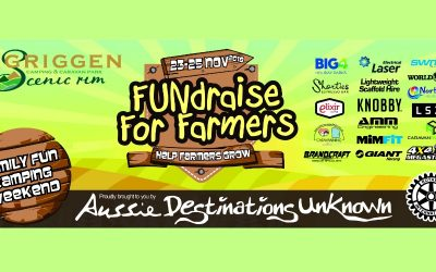 Aussie Destinations Unknown FUNdraise for Farmers 2018