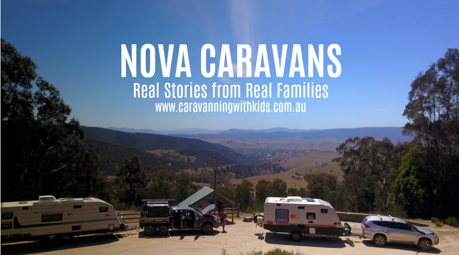 Nova Caravans | Real Stories from Real Families