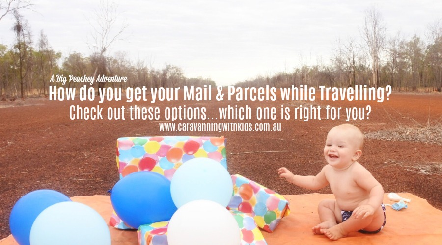 How To Get Your Mail and Parcels when you are Travelling.