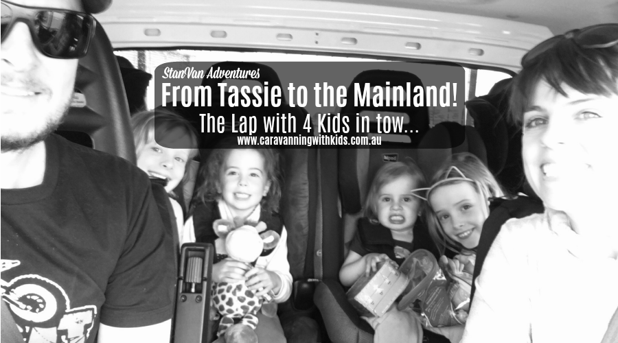 From Tassie to the Mainland for a Lap | StatVan Adventures