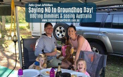 Saying NO to Groundhog Day | Sutics Great AdVANture