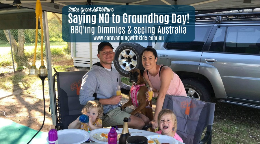 Saying NO to Groundhog Day | Sutics Great AdVANture