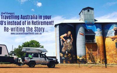 Travelling Australia in your 30's instead of Retirement | Kool Kampers