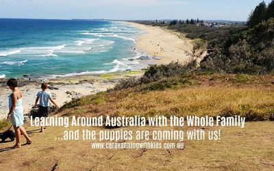 Learning Around Australia | Hubby, Kids & Fur Babies