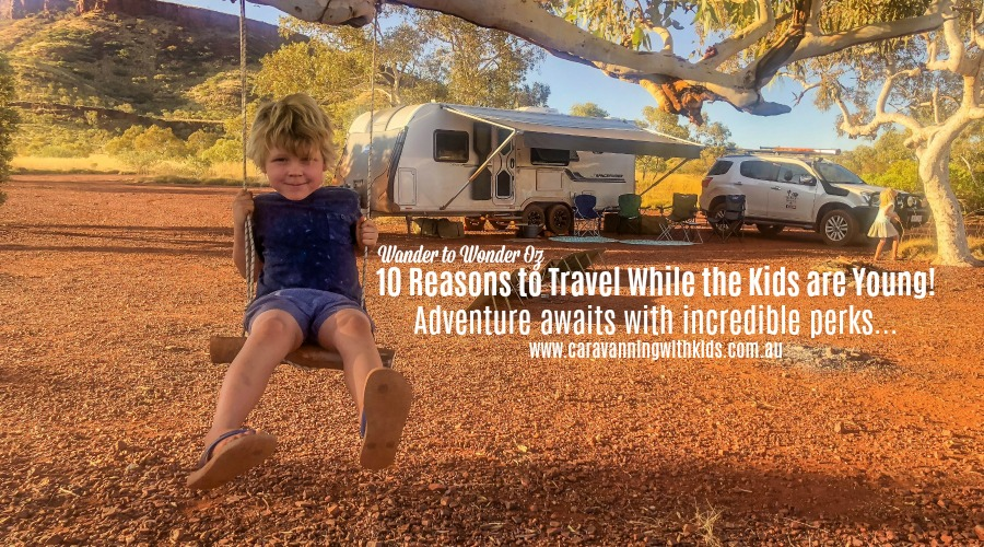 10 Reasons to Travel While the Kids are Young