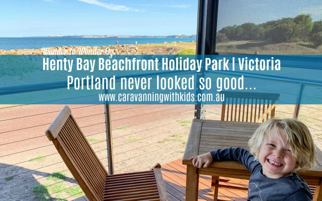 Henty Bay Beachfront Holiday Park | Portland | Victoria