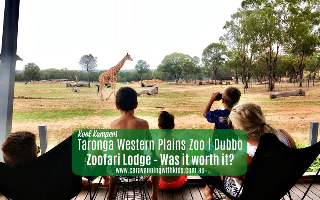 Zoofari Lodge at Taronga Western Plains Zoo | Dubbo | NSW