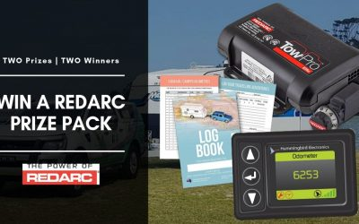 WIN a REDARC Prize Pack | Two Prizes Two Winners