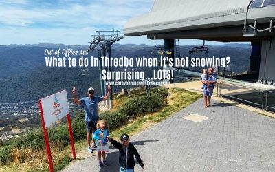 What to do in Thredbo when it's not snowing!