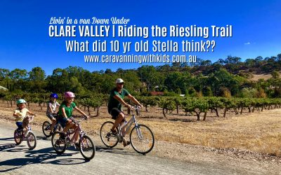 Clare Valley | Riding the Riesling Trail in South Australia