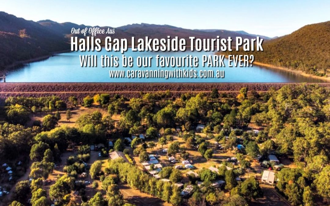 Halls Gap Lakeside Tourist Park makes an IMPACT!