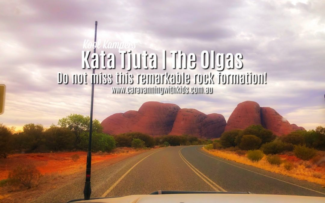 Kata Tjuta | The Olgas are an incredible rock formation not to be missed!