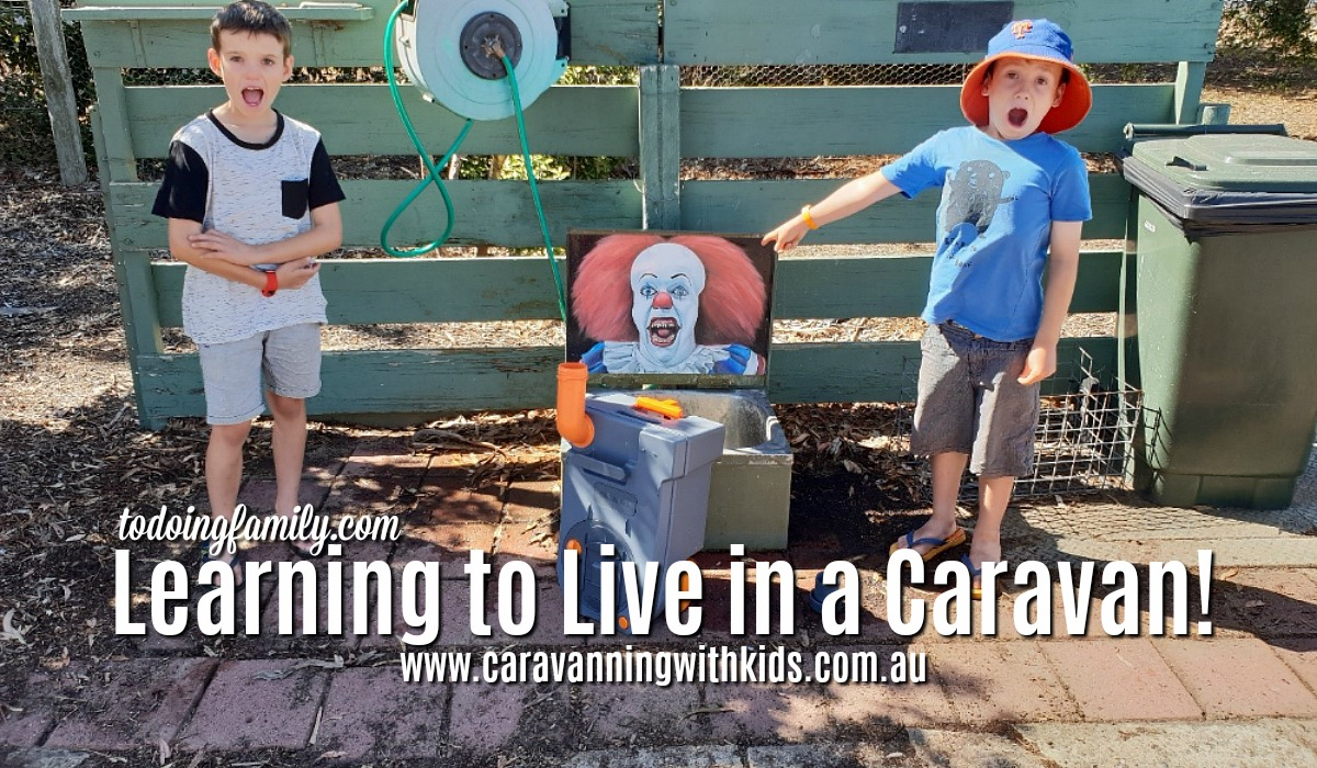 Learning to Live in a Caravan | Aussie Big Lappers