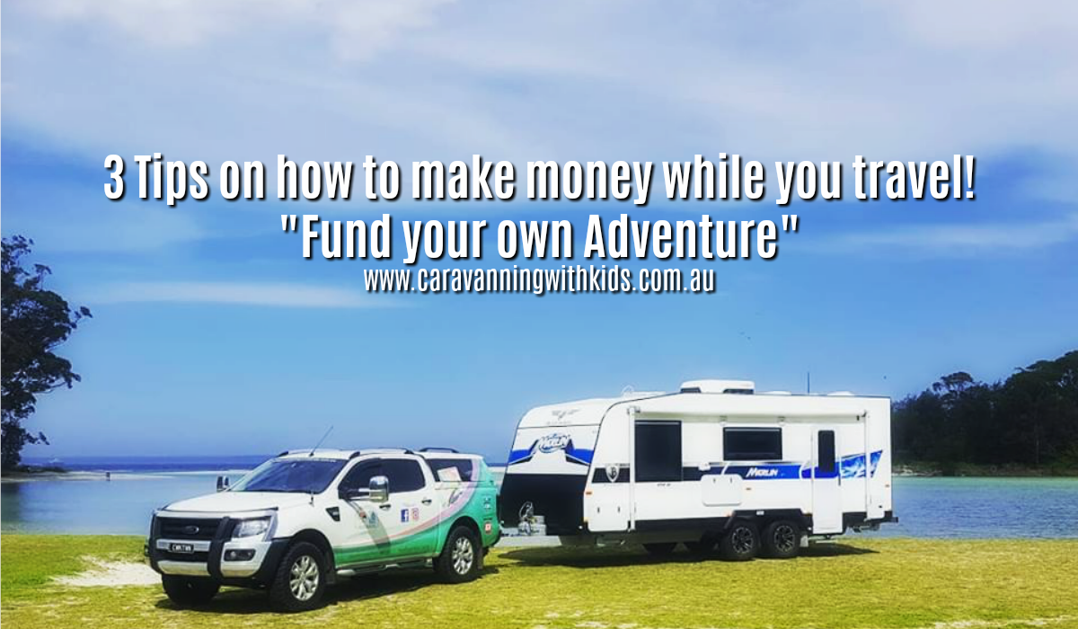 3 tips on how to make money while you travel | Fund your own adventure!