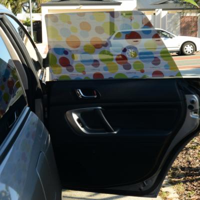 Toddler Tints | Car Window Tints