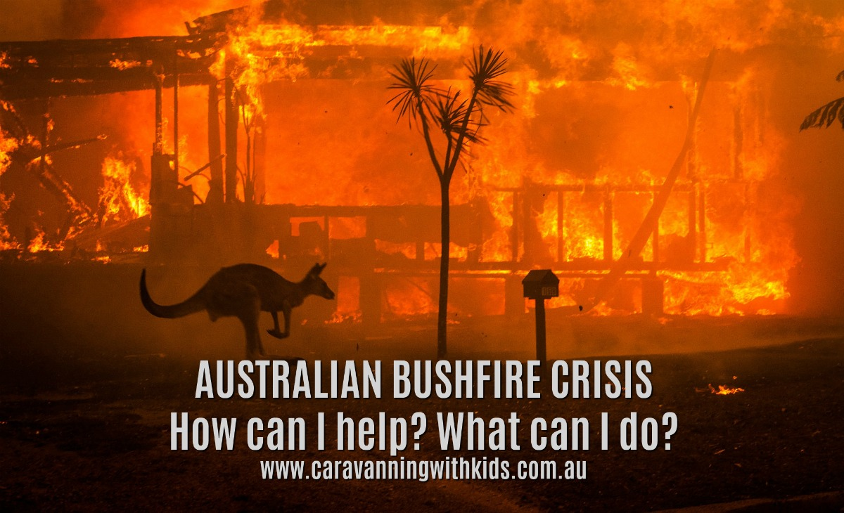How can you help? What can you do?  Australian Bushfire Crisis 2019/2020