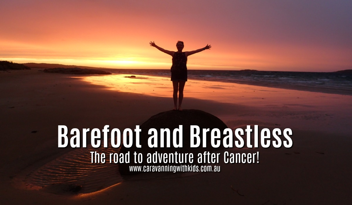 Barefoot and Breastless | So Brave