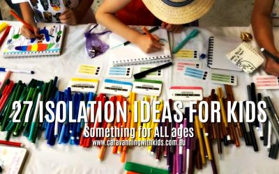 27 Isolation Activities for Kids