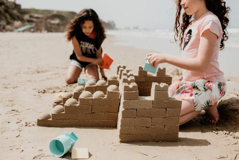 Sand Pal Kit - Sand Castle Building Kit To Create Perfect Sand Castles