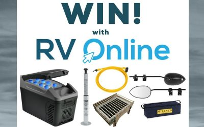 FINISHED: WIN a Prize Pack from RV Online!