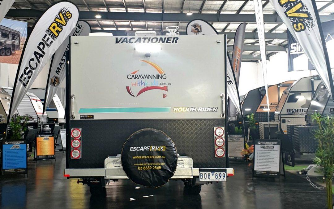 Vacationer Caravans | Handover Day