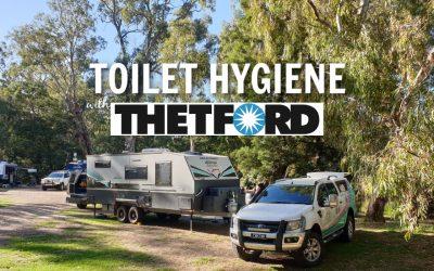 Toilet Hygiene with Thetford