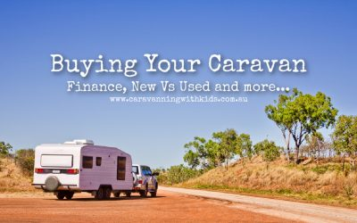Buying Your Caravan | Finance, New vs Used and more…